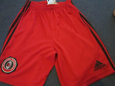 2005-2006 Ac Milan Academy Home Football Shorts 164cm kids waist /bi