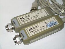 AGILENT HEWLETT PACKARD HP85037B 26.5ghz detector scalar analyzer HP 8757D
