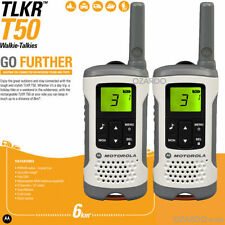 Walkie-talkies y radios PMR446 Motorola