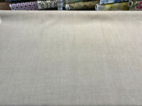 100% Italian Linen Coconut Beige Ventanas Bimitex Fabric By the Yard