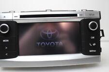Toyota Corolla Verso MK1 Radio Navi Navigationssystem Sat CD Player 86140-0F020