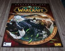 "WORLD OF WARCRAFT Mists Of The Pandaria VIDEO GAME PROMO POSTER 17"" X 24"""