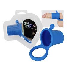 Guaina indossabile blue NMC »Clitoral Massage Sleeve« Shop4Lovers 0510572