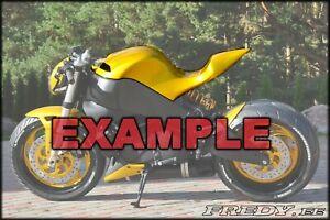 Buell XB Lightning Firebolt Assault Monocoque Body kit by Fredy.ee