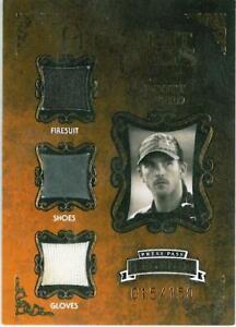 2009 Press Pass Legends Prominent Pieces BRONZE #PP-SS Scott Speed   015/150