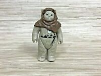 Vintage Kenner Star Wars ROTJ Figure Ewok Chief Chirpa with Hood 1983 LFL
