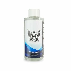 RRC Water Spot Remover Gel pH1 Fast Effective Formula Chrome Paint Safe 150ml