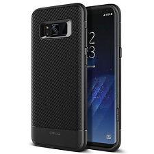 OBLIQ Galaxy S8 Plus Case FLEX PRO Slim TPU Skin Cover Carbon Fiber AU Stock