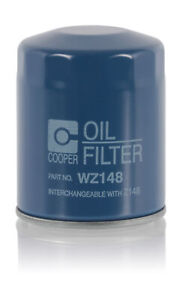 Wesfil Oil Filter WZ148 fits Ford Courier 1.8