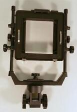 Rear Standard from Calumet 540 4x5 Large Format Camera