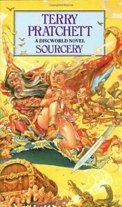 Sourcery: (Discworld Novel 5) (Discworld Novels),Terry Pratchett