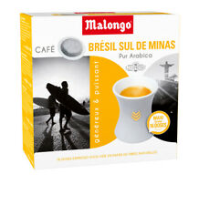Malongo Espresso Brasilien 160 Pads,Kaffee,Cafe,Expresso,1,2,3 Spresso