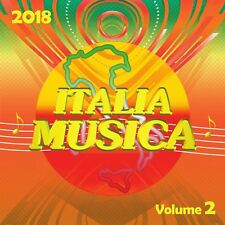 ITALIA MUSICA VOL.2  CD LISCIO-FOLK-INNI-CORI-BALLABILE