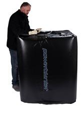 IBC Tote Heater - 550 Gallon Steel IBC Tote Heating Blanket - Powerblanket TH550
