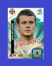Adrenalyn XL UEFA EURO 2012 Panini JACK WILSHERE Limited Edition LE-JW
