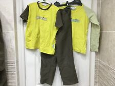 "Brownie Uniform Bundle  T-Shirts 28"", long sleeved top"", trousers 28"""