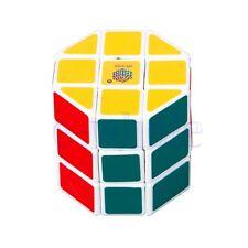 3x3 Barrel Twist Puzzle Magic Speed Cube Rubik Classic Rubix Toy Game WT