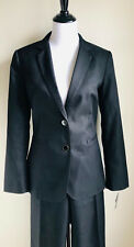 Black Women's Emily Two Piece Suit With Pant Size 10