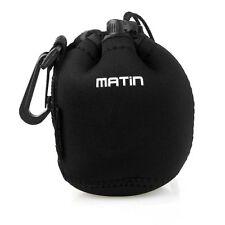 Small Size Matin Neoprene Soft Lens Bag Pouch For Digital SLR Camera Canon Nikon