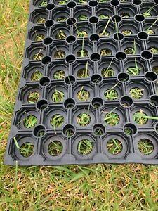 Gateway Grass Mats 1mx1.5m 23mm Safety Rubber Matting Playground Golf Garden mat