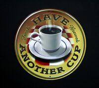 Kaffee Coffee Cafè Poster Deko Barista Kueche Poster Schild Reklame * 845