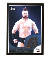 WWE Sheamus 2016 Topps RTWM Event Used Shirt Relic Card SN 176 of 350