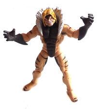 "Marvel Comics Universe SABRETOOTH 3.75"" X men Villain figure BLOB SET RARE"