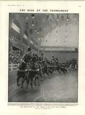 1909 DISCO MUSICALE BB Battery ROYAL HORSE ARTILLERY Armstrong elswick foto