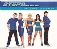 STEPS - Last Thing On My Mind (UK 4 Trk CD Single Pt 1)