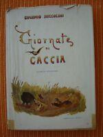 EUGENIO NICCOLINI-GIORNATE DI CACCIA-MAREMMA-GROSSETO-MONTECRISTO-FONDI..1950