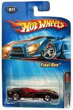 2005 Hot Wheels #071 Final Run Thomassima III