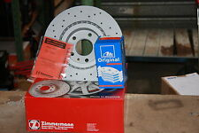 Sport Brake Discs And Ate-Pads Audi A3/VW Golf V And VI Seat Skoda Front