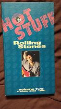 Rolling Stones  hot stuff  in Studio (1962-1989) 4cd set Great Dane italy