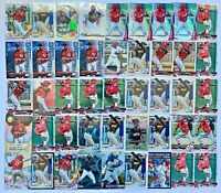 TAYLOR TRAMMELL Bowman Chrome Refractor Rookie Mega Box RC Camo Insert LOT