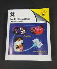 South Central Bell Notepad Telephone Book Promotional Bellsouth Yellow Pages Pad