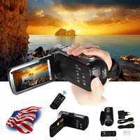 24MP 3.0'' HD 1080P LCD Touch Screen Digital Video Camera Camcorder DV 16X Zoom