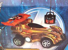 Marvel Avengers Assemble Boy's Iron Man 27 MHZ Super Sports Car W/LED Lights NWT