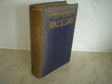The Key to the Riddle: A Story of Huguenot Days  Comrie, Margaret S. 1st ed 1901