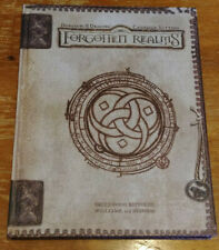 Dungeons & Dragons 3 3e 3rd - Forgotten Realms - Campaign Setting (2001) (NM)