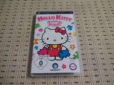 HELLO Kitty Puzzle Party per SONY PSP * OVP *