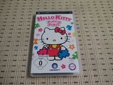 Hello Kitty Puzzle Party für Sony PSP *OVP*
