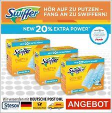 Swiffer Duster Staubmagnet Nachfüller 3x20 = 60 Tücher Ersatztücher 3er Pack