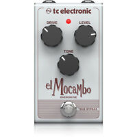 TC Electronic El Mocambo Overdrive Guitar Effects Pedal Stompbox