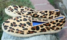 Jeffrey Campbell Flat shoes size 9, 9.5 espadrilles Black tan blue RARE New