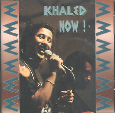 Now! by Khaled (CD, 1998 Terrascape) Algerian Rai Singer Cheb Khaled/Sealed