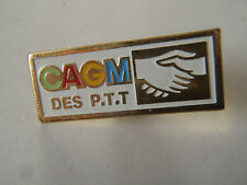 PIN'S CAGM DES PPT