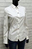 Camicia da Donna Dolce&Gabbana Taglia S Shirt Woman Camicetta Bianca Casual
