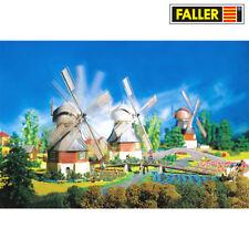 FALLER 130233 H0 Windmühle mit Motor ++ NEU & OVP ++
