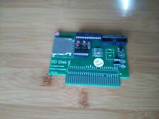 Floppy Disc Drive Emulator for Apple ii iie iic Laser128