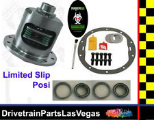 "GM Chevy 8.5"" 10 Bolt Posi Limited Slip Area51 Gear LD 1989 - 1999 w Install Kit"